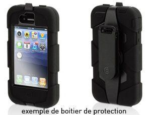 boitier protection smartphone