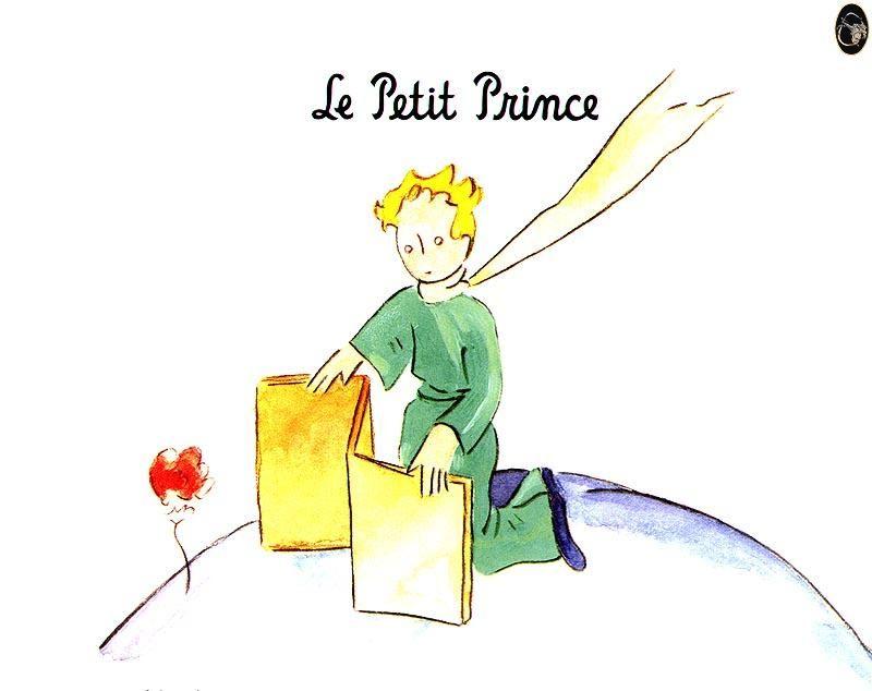 Le Petit Prince De La Montagne La Rose Step By Step